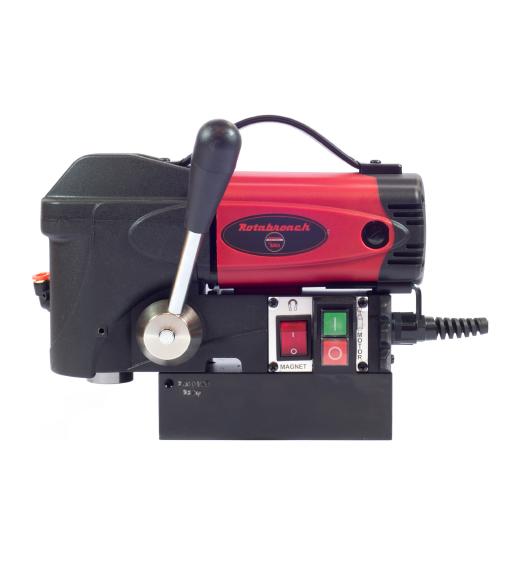 Магнитный сверлильный станок Rotabroach SMART ADDER (МСС-35 низкий), характеристики, обзор.