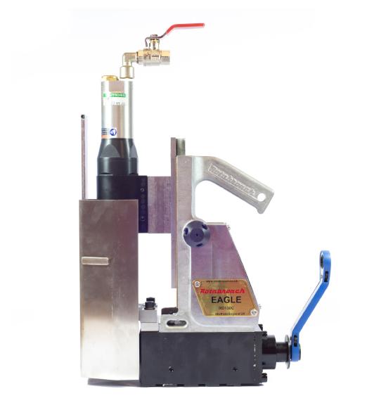 Магнитный сверлильный станок Rotabroach EAGLE МСС-52ПИ, характеристики, обзор.