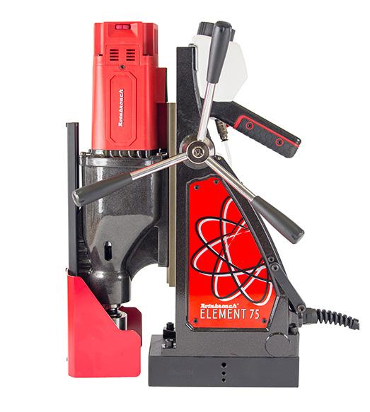 Магнитный сверлильный станок Rotabroach Element 75, характеристики, обзор.