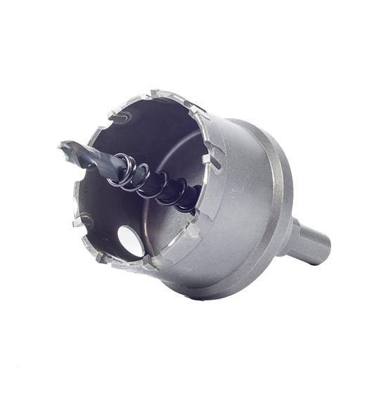 Коронка твердосплавная – глубина сверления 50 мм, характеристики, обзор.