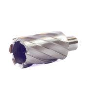 Рельсовые корончатые сверла Rotabroach из быстрорежущей стали HSS – глубина сверления 50 мм, характеристики, обзор.